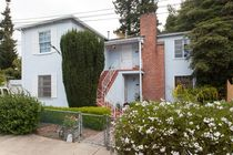 2752 Barry Place Oakland, Ca 94601