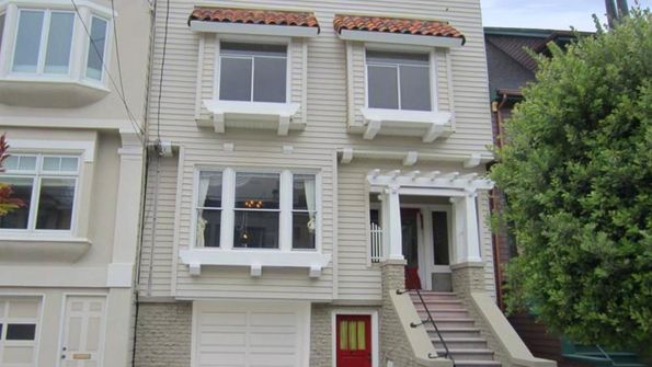 126 18th Avenue San Francisco, CA 94121