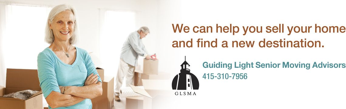 Guiding Light Senior Moving Advisors Header Image