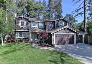 401 Silverwood Dr Scotts Valley, CA 95066