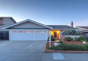 848 Overlook Court San Mateo, CA 94403