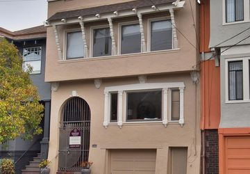 550 12th Avenue San Francisco, CA 94118