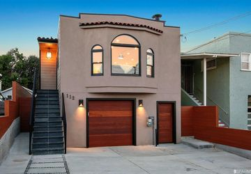 112 Judson Avenue San Francisco, CA 94112