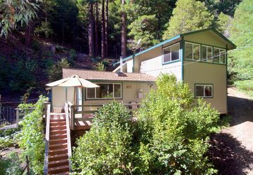 25 Huckleberry Heights Cazadero, CA 95421