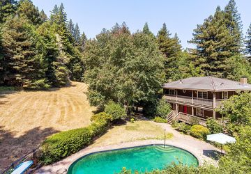 13465 Mays Canyon Road Guerneville, CA 95446