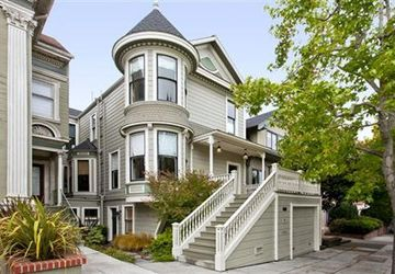 851 Ashbury Street San Francisco, CA 94117