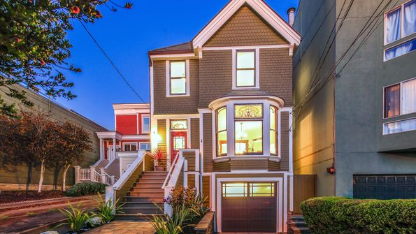 418 45th Avenue San Francisco, CA 94121