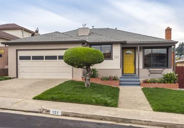 121 Sherwood Way South San Francisco, CA 94080