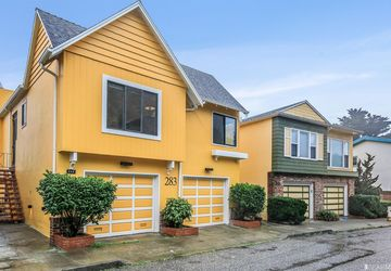 283 Oak Park Drive San Francisco, CA 94131