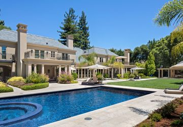 60 Monte Vista Avenue Atherton, CA 94027