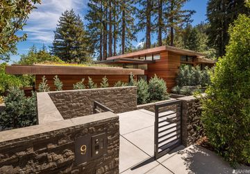 9 Woodside Way Ross, CA 94957