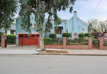 841 Fairfield Road BURLINGAME, CA 94010