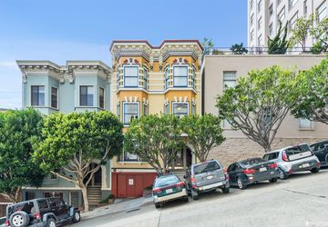 1031 Jones Street San Francisco, CA 94109