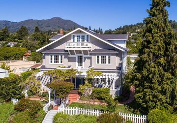 10 Manor Terrace Mill Valley, CA 94941