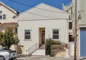 307 15th Ave San Francisco, CA 94118
