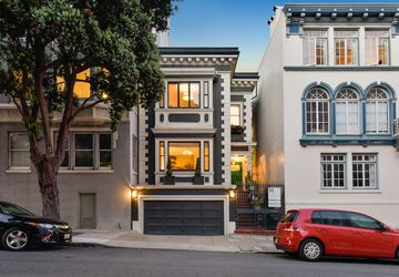 1834 Gough Street San Francisco, CA 94109