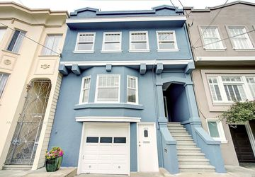 615 16th Avenue San Francisco, CA 94118