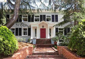 1504 Oakland Ave Piedmont, CA 94611