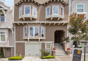 564 12th Avenue San Francisco, CA 94118