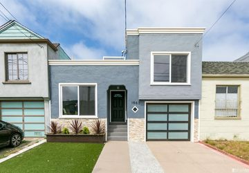 1963 33rd Avenue San Francisco, CA 94116