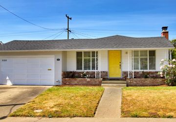 609 Joaquin Drive SOUTH SAN FRANCISCO, CA 94080