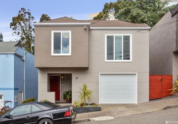 27 Coventry Court San Francisco, CA 94127