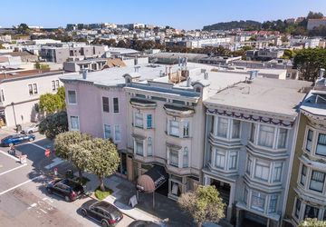 3707 Sacramento Street San Francisco, CA 94118