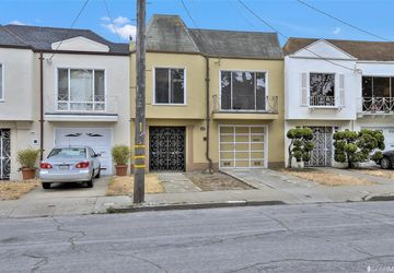 2287 37th Avenue San Francisco, CA 94116