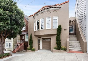 887 Douglass Street San Francisco, CA 94114