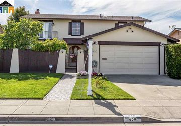 650 Teal St FOSTER CITY, CA 94404