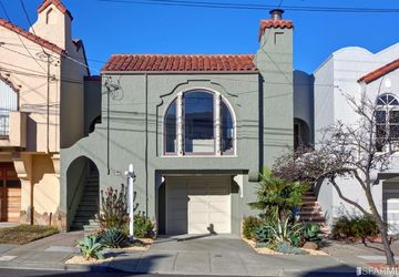 2643 18th Avenue San Francisco, CA 94116