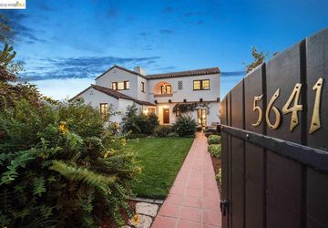 5641 Country Club Dr OAKLAND, CA 94618