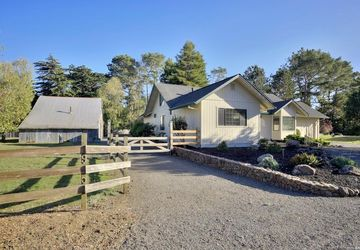 95 Cherry Tree Lane Pt. Reyes Station, CA 94956