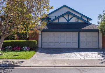 706 Somerset Lane FOSTER CITY, CA 94404
