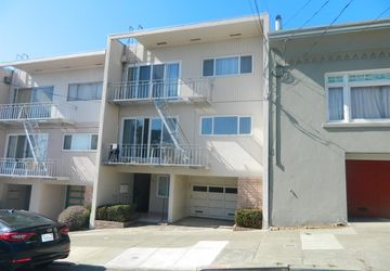 627 41st Avenue San Francisco, CA 94121