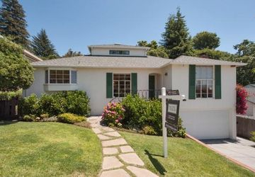 4116 Coolidge Ave Oakland, CA 94602-3433