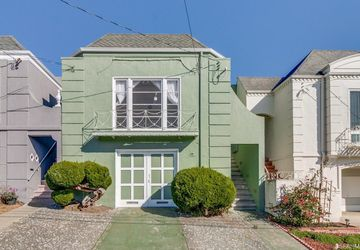1738 35th Avenue San Francisco, CA 94122