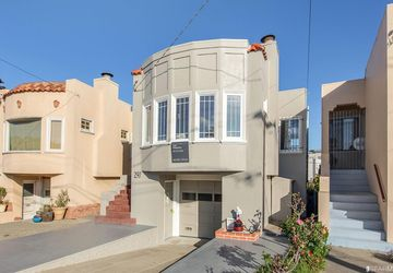 297 Capistrano Avenue San Francisco, CA 94112