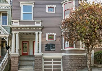 716-718 Ashbury Street San Francisco, CA 94117