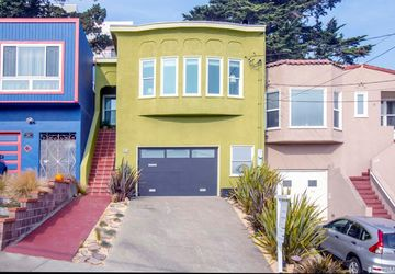 542 Mangels Avenue San Francisco, CA 94127