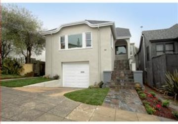 83 MADRONE Avenue San Francisco County, CA 94127