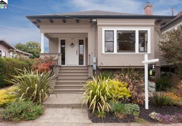 5222 Shafter Ave. OAKLAND, CA 94618