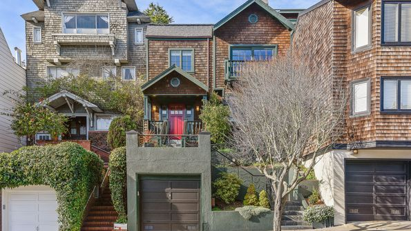 1525 Willard Street San Francisco, CA 94117