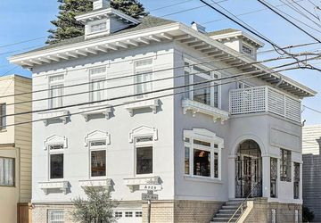 495 12th Avenue San Francisco, CA 94118