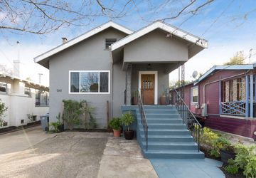 1248 Burnett St Berkeley, CA 94702