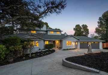 2435 Summit Drive Hillsborough, CA 94010
