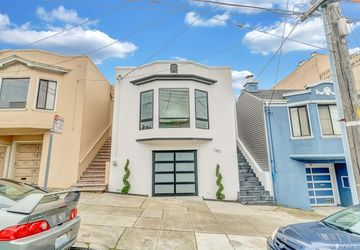 1383 17th Avenue San Francisco, CA 94122