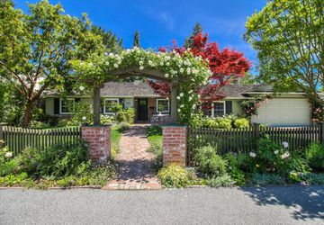 1561 Meadow Lane Mountain View, CA 94040