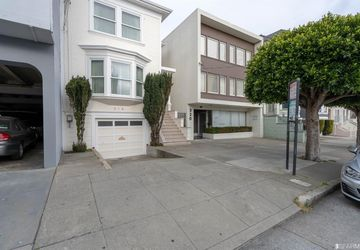 318 6th Avenue San Francisco, CA 94118