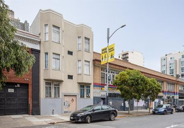1234 Larkin Street San Francisco, CA 94109